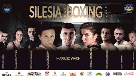 Silesia Boxing Night 2019