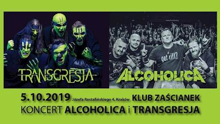 Transgresja + Alcoholica