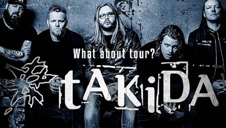 "tAKiDA ""What About Tour?"" 2020"