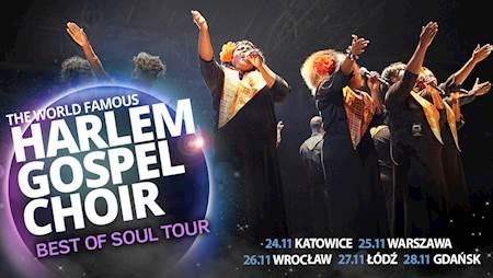 Harlem Gospel Choir  - Best of SOUL Tour