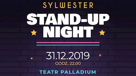 Sylwester Stand Up Night