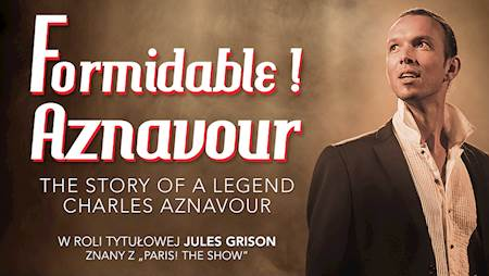 Formidable! Aznavour