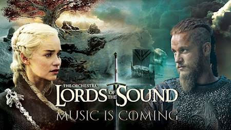 "Lords of the Sound ""Music is coming"""
