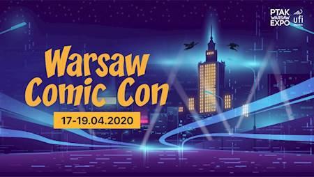 WARSAW COMIC CON Fourth edition