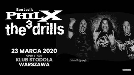 Phil X and The Drills