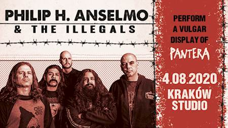 Philip H. Anselmo & The Illegals