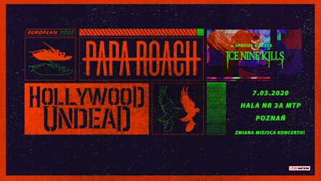 Papa Roach & Hollywood Undead