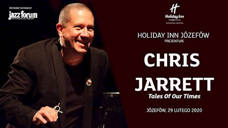 Chris Jarrett – koncert fortepianowy Tales of our Times