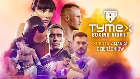 Tymex Boxing Night 11