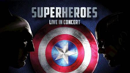 Superheroes - Live in Concert