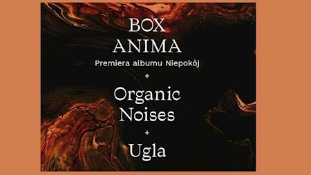 Box Anima, Ugla, Organic Noises