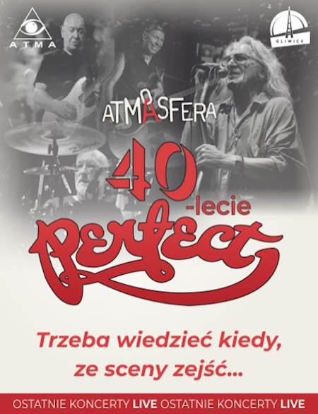 PERFECT – 40 lecie