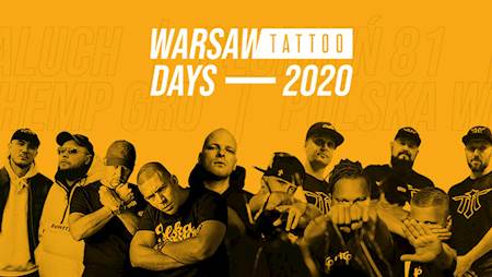 Legend of Hip Hop - Warsaw Tattoo Days
