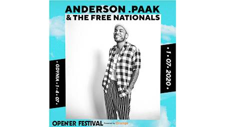 Anderson.Paak &The Free Nationals
