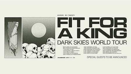 Fit For A King + Silent Planet, Invent Animate, Gravemind