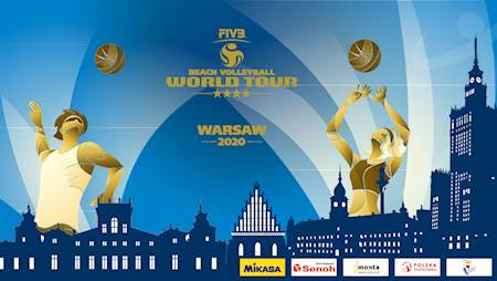 FIVB Beach Volleyball World Tour Warsaw 2020