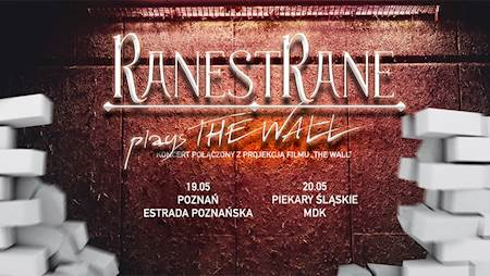 RanestRane plays The Wall | koncert + projekcja filmu
