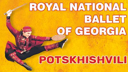 Royal National Ballet Of Georgia Potskhishvili