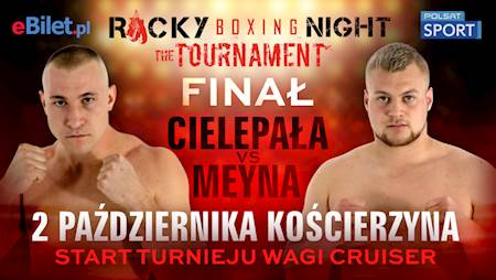 Rocky Boxing Night