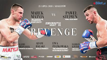 Knockout Boxing Night 11: Revenge