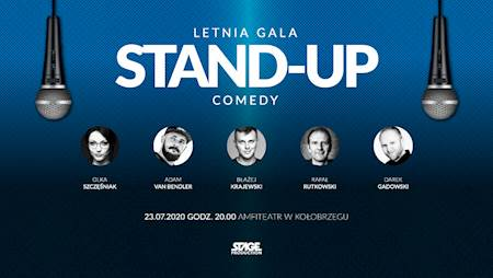 Letnia Gala Stand-up Comedy