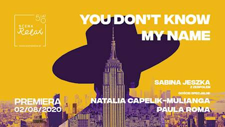 You Don't Know My Name: Tribute to Alicia Keys