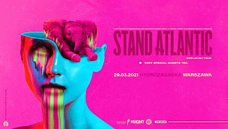 Stand Atlantic: EU Tour