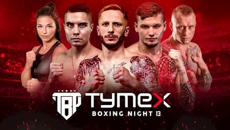 Tymex Boxing Night 13