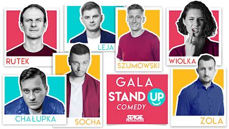 Gala Stand-up Comedy