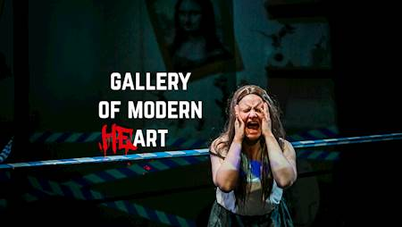 GALLERY OF MODERN heART - spektakl online