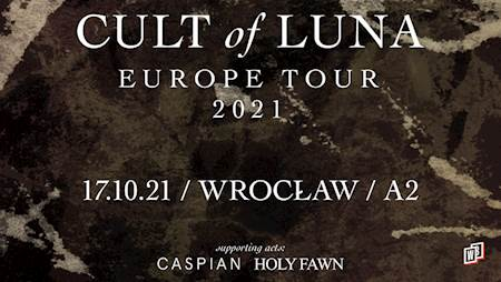 Cult of Luna + Caspian, Holy Fawn