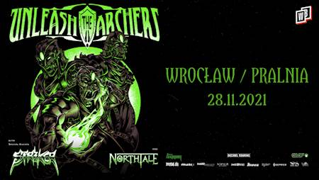 Unleash The Archers  + goście