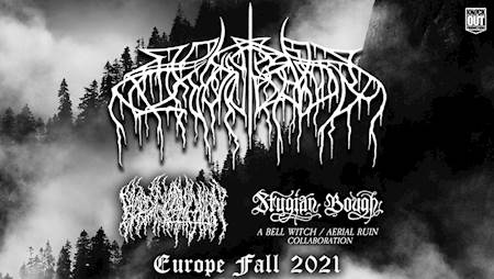 Wolves In The Throneroom + Blood Incantation + Bell Witch & Aerial Ruin