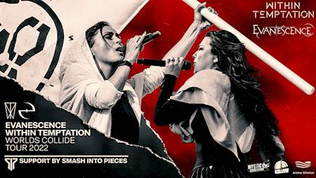 Within Temptation + Evanescence