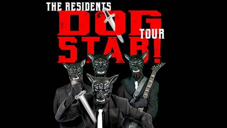 THE RESIDENTS - Dog Stab! Tour