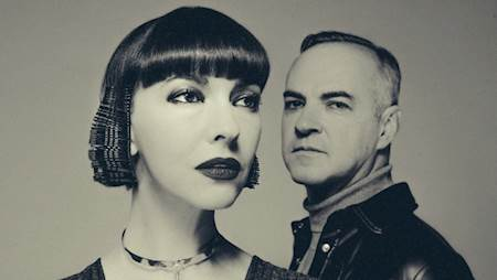 Strange As Angels: Chrysta Bell & Marc Collin grają The Cure