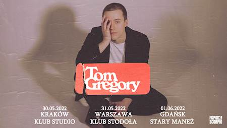 Tom Gregory The Debut Tour