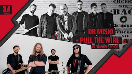 Dr Misio + Pull The Wire