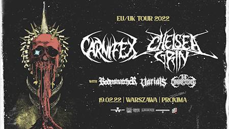 Carnifex + Chelsea Grin