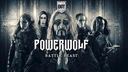 Powerwolf + support
