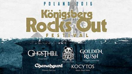 Konigsberg Rocks out Fest