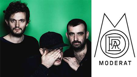 City Sounds: MODERAT