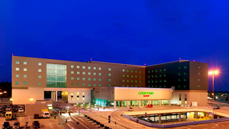 Courtyard by Marriott Warsaw Aiport