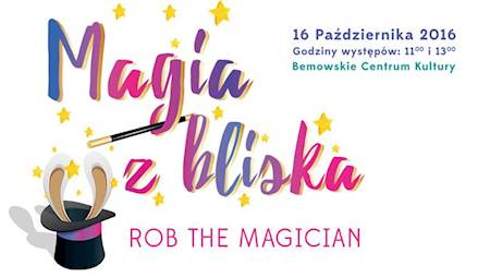 """Magia z Bliska"" - Rob Fleming"
