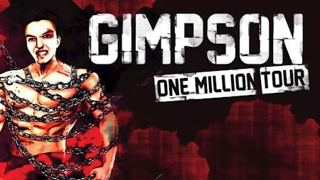 "Gimpson ""ONE MILLION TOUR"""