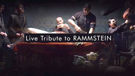 Live Tribute to RAMMSTEIN